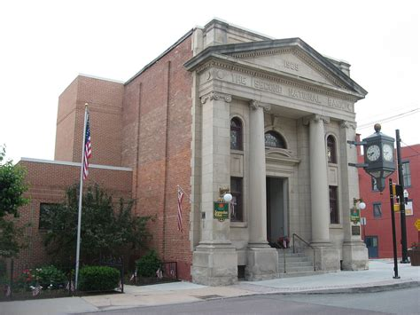 Second National Bank Of Meyersdale