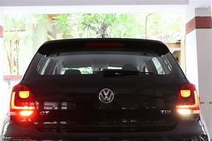 Vw Polo Diy  Euro-spec Tail Lamps