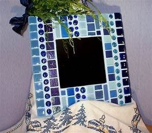 Mosaik Basteln Ideen : blaue mosaik ideen meriseimorion ~ Lizthompson.info Haus und Dekorationen