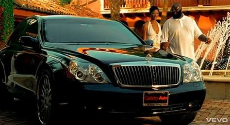 rick ross maybach car imcdb org maybach 57 w240 in quot rick ross feat nelly