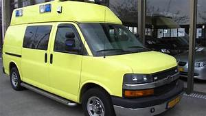 Chevrolet Chevy Van Ambulance