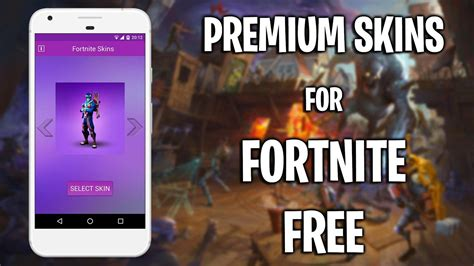 skins  fortnite  android apk