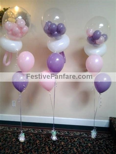 balloons decorations for baby shower baby shower balloon decorations
