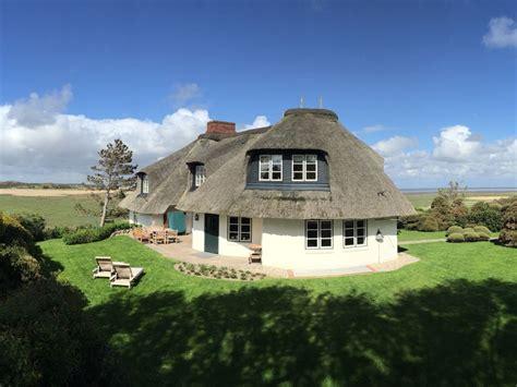 Häuser Mieten Sylt by Ferienhaus Luxusdomizile Sylt Gr 246 Nning Ken Firma