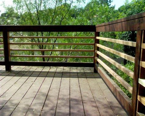 pinterest deck horizontal deck railing deck railings