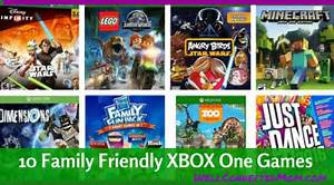 xbox one games for kids