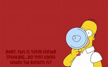 Simpsons Funny Wallpapers Homer Simpson Bart Quotes