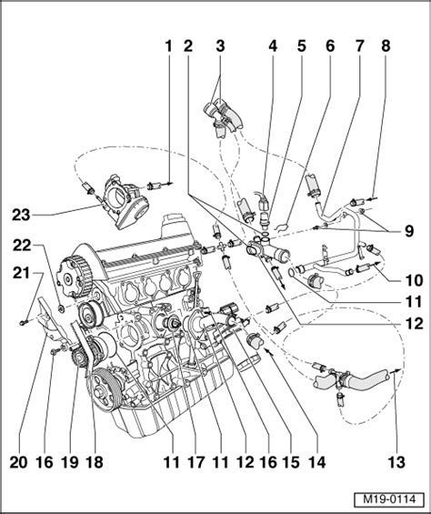 1996 Vw Gti Engine Diagram by Vw Golf Mk4 Engine Diagram Automotive Parts Diagram Images