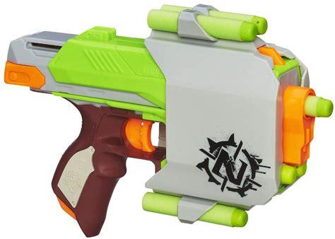 Nerf toy gun single shot hasbro target dart tag 5 shot storage green. Top 10 NERF Pistols | eBay
