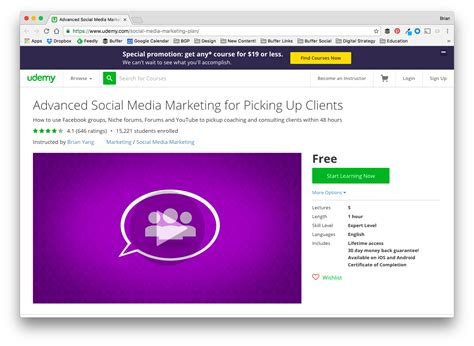social media marketing courses free 37 free social media and marketing courses to elevate your