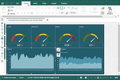 Web Dashboards Dashboard Report Template Designer Stimulsoft