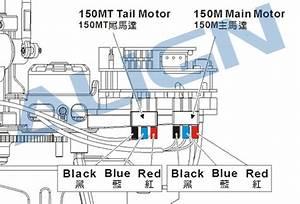 Trex 450 Wiring Schematic