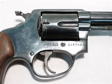 Amadeo Rossi .38 Special Revolver