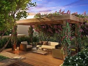 plante grimpante ombre pour pergola de jardin With affiche chambre bébé avec plante fleurie ombre