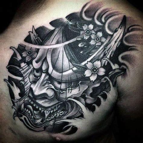hannya mask tattoo designs  men japanese ink
