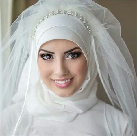 trendy bridal hijab ideas styles   wedding day