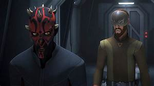 Star Wars Rebels New Clip And Images Show Maul39s Next