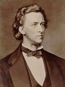Frederic Chopin Composer Short Biography