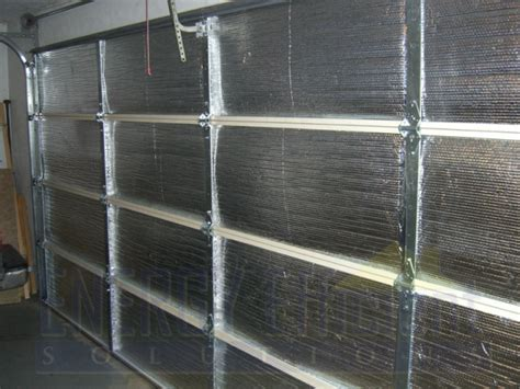 garage door insulation garage door insulation kit insulate garage door