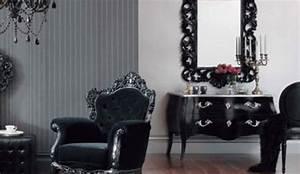 Deco Baroque Moderne : zoom sur la d coration baroque blog decoration maison ~ Teatrodelosmanantiales.com Idées de Décoration