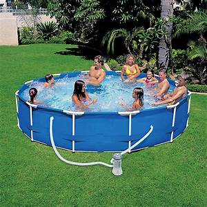 Frame Pool 366 : intex piscina frame pool rondo di metro 366 cm altura 76 cm l 8323 null icia ~ Eleganceandgraceweddings.com Haus und Dekorationen