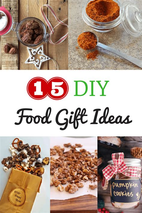 15 last minute diy holiday food gifts snacking in sneakers