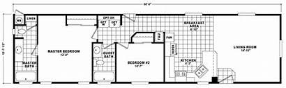 Mobile Plans Floor Wide Homes Double 1999