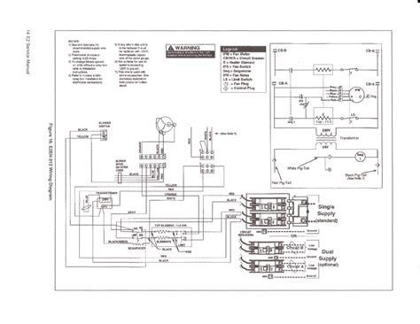 intertherm electric furnace wiring diagram intertherm