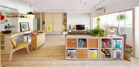 easy tips    improve  kid friendly living room