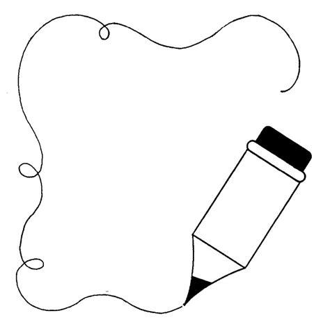 14812 school border clipart black and white math borders clip clipartion