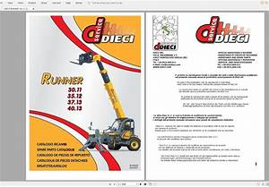Dieci Models Spare Parts Catalog Cd1 - Homepage