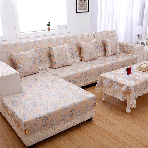 l shaped sofa covers online l shaped sofa cover set catosfera net
