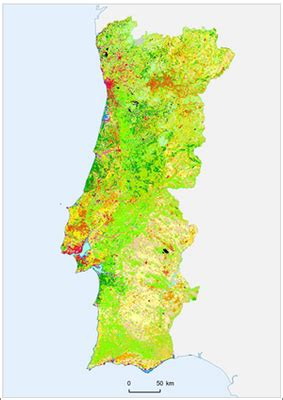 land  state  impacts portugal european