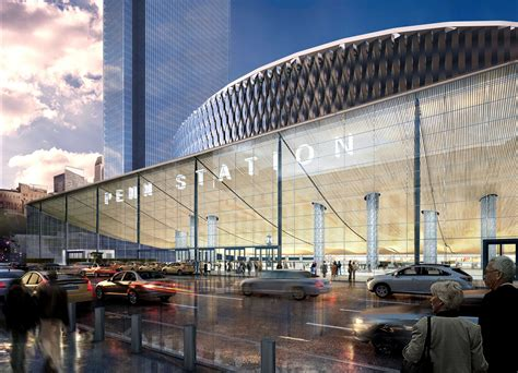 york governor announces plans    penn station