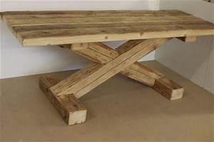 Rustikale Tische Aus Holz : altholz tisch natur rustikal kaufen bei holzkompetenz ~ Indierocktalk.com Haus und Dekorationen