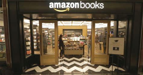 amazon bookstore opens   york