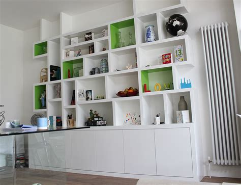 Bookcases For The Home by 15 Best Collection Of Fitted Shelving