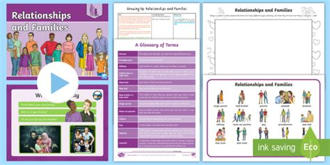 * New * Pshe And Citizenship  Y4 Growing Up  Lesson 5 Relationships And