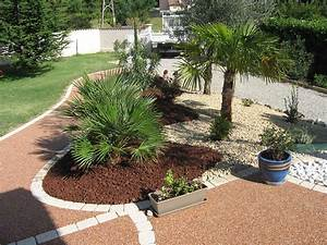 la galerie photos les jardins de bastide paysagiste With idee allee de maison 18 creer un jardin avec des cactus et des palmiers