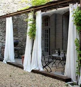 Stylish outdoor curtains at ikea 10 photos interior for Outdoor curtains for patio ikea