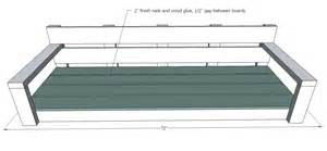 bl working looking for farmhouse bench plans white