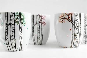 DIY Mug Art Craft projects for every fan!