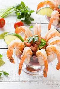 Mexican Shrimp Cocktail (Coctel de Camarones) - Dinner at ...
