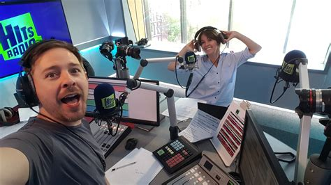 Sheree Murphy And Ritchie Neville Join Hits Radio
