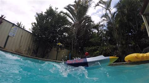 Rc Jet Boat Tear Into by Nqd Tear Into Rc Jet Boats In The Pool January 2017