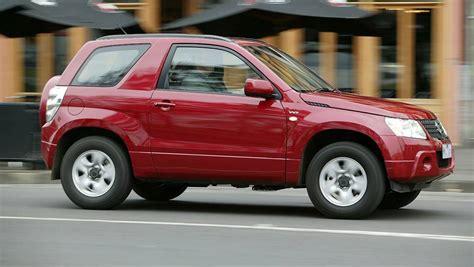 Suzuki Grand Vitara Review by Suzuki Grand Vitara Used Review 2008 2012 Carsguide