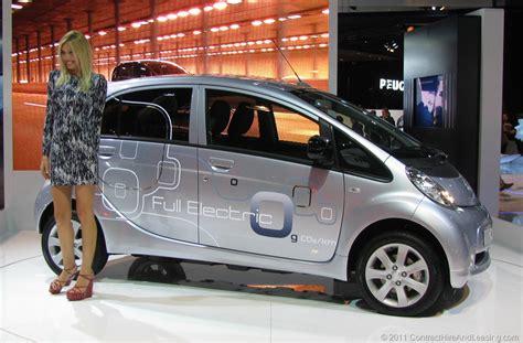peugeot car lease scheme electric peugeot ion dealer network announced