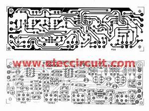 Super Pre Tone Control Project Using Lf353