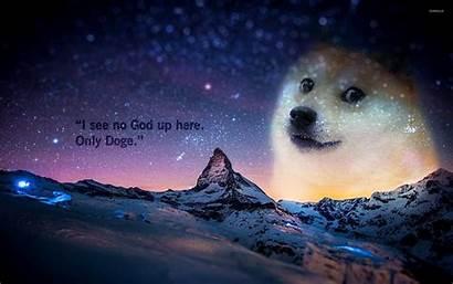 Doge Meme Wallpapers Wallpapersafari Code