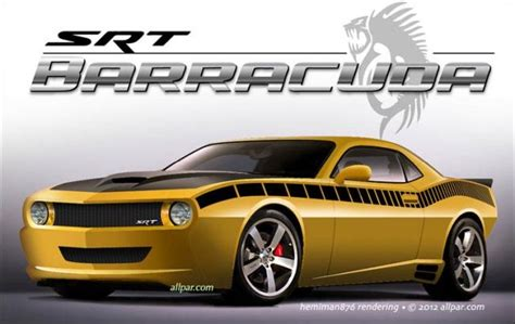 dodge barracuda price release date review